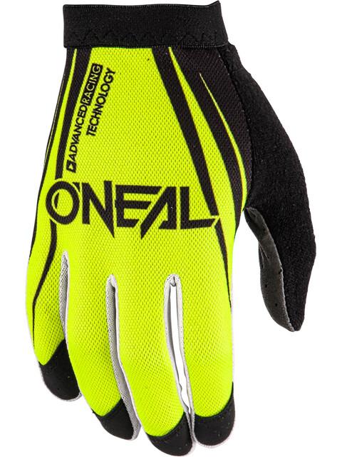 ONeal AMX Gloves BLOCKER black/neon yellow